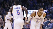 Westbrook keys game-changing run, logs 26th triple-double as Thunder beat Cavs
