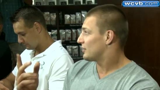 Uncut: Gronkowski questioned about Aaron Hernandez, injuries