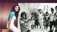 Eva Longoria's Mission to Help Girls Get an Education