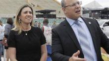 Primeira-dama do Rio é internada com urgência