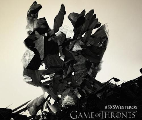 'Game of Thrones' at SXSW: creating digital art with a Braavosi blade