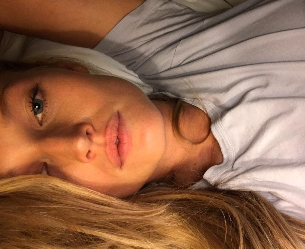 Intime Einblicke: Die Bett-Selfies der Stars