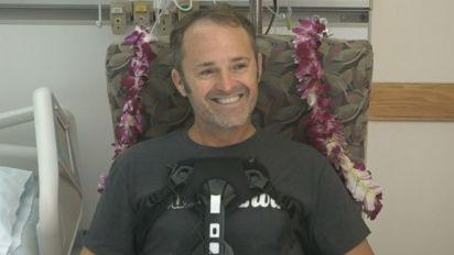 Pilot speaks out after harrowing plane crash