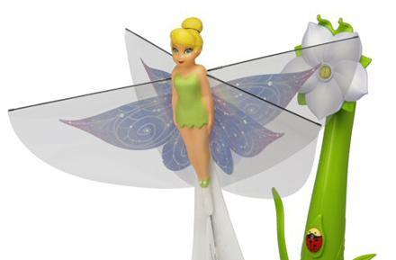WowWee FlyTech slams into Disney, out pops hovering Tinker Bell