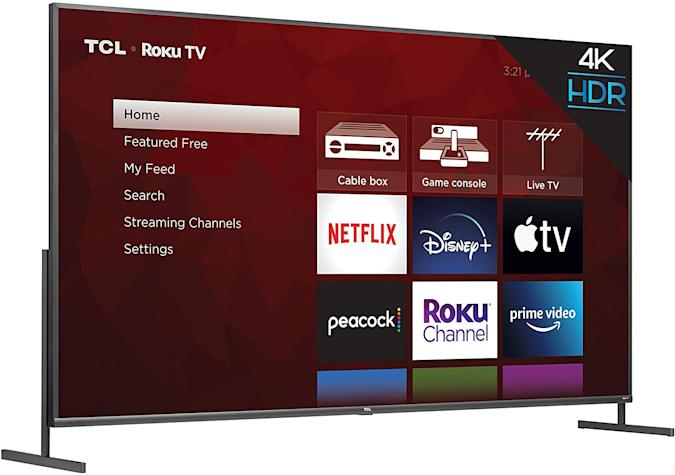 TCL XL Series 85-inch 85S435