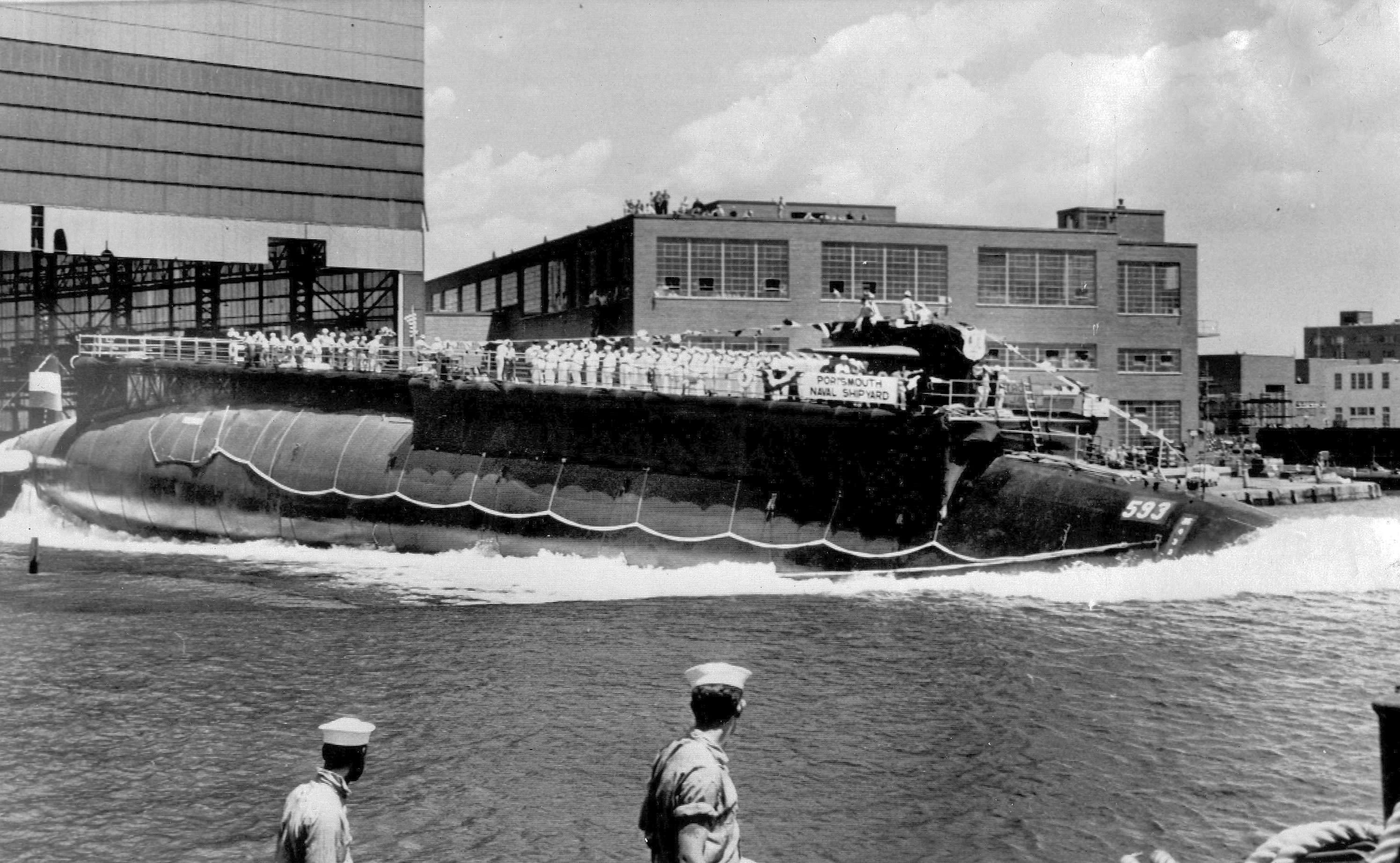 Submarine Disaster-Documents