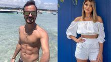 """Namorado de Hariany se defende de ataques e comenta beijo em """"A Fazenda"""": """"Bola pra frente"""""""
