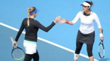 Sania Mirza Enters Hobart International Women's Doubles Final