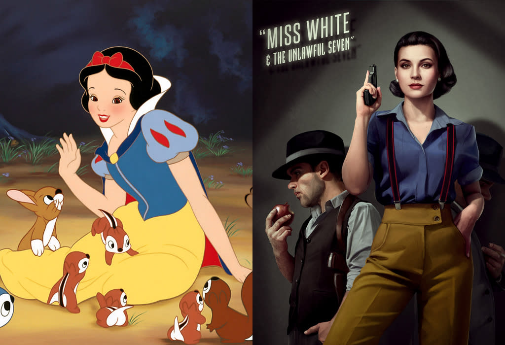 Snow White, from
