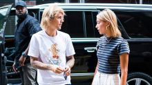 Justin Bieber and Hailey Baldwin Attend Church Together in NYC