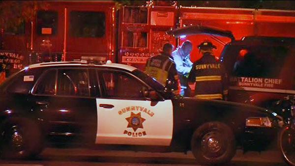 Two-alarm fire at Lockheed facility in Sunnyvale