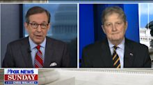 Fox News' Wallace calls out GOP senator for pushing debunked conspiracy theory