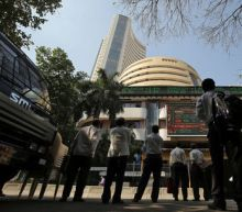 Sensex, Nifty extend declines, post two percent weekly fall