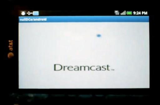 Android Dreamcast emulator nullDCe gets early video preview, still a work in progress
