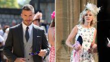Piers Morgan blasts gum-chewing David Beckham and Joss Stone at royal wedding