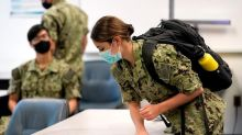 Naval Academy seeking student vaccines for summer training