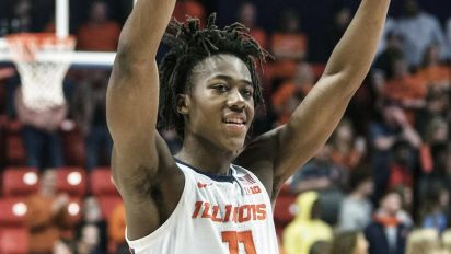 Illinois star Ayo Dosunmu to return to school