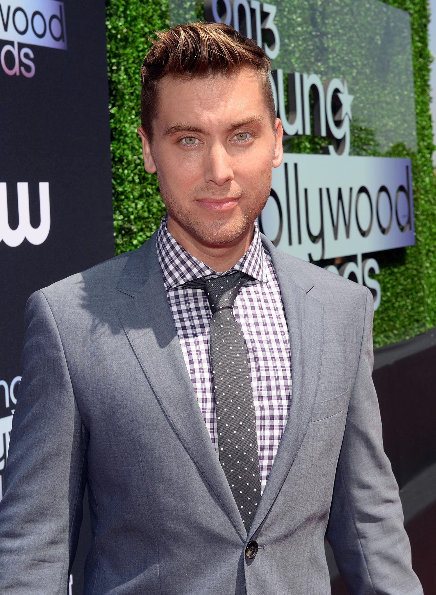 lance bass and michael turchin wedding