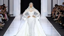See highlights from the Ralph & Russo couture show