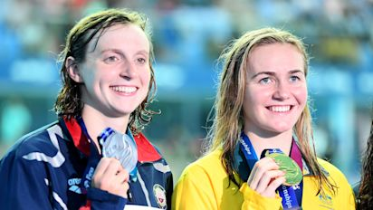Ledecky qualifies but a new challenger has emerged