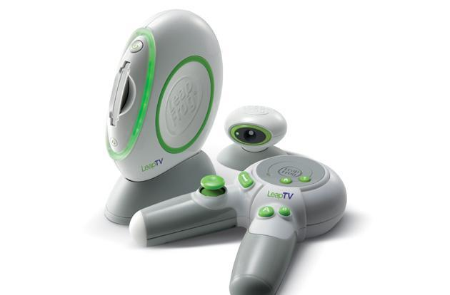 LeapTV combines Wii-style controls with educational games
