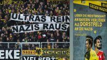 BVB distanziert sich von mysteriösen Anti-Nazi-Plakaten