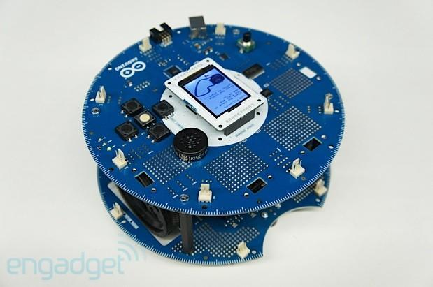 Arduino Robot launches at Maker Faire, we go hands-on (video)