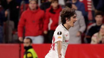 Bryan Gil amplía su contrato con el Sevilla hasta junio de 2023