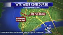 World Trade Center West Concourse set to reopen