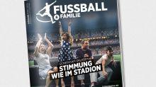 """Anpfiff für eine starke Kooperation: rtv media group und SPORT1 starten Sport-Supplement """"Fußball & Familie"""""""