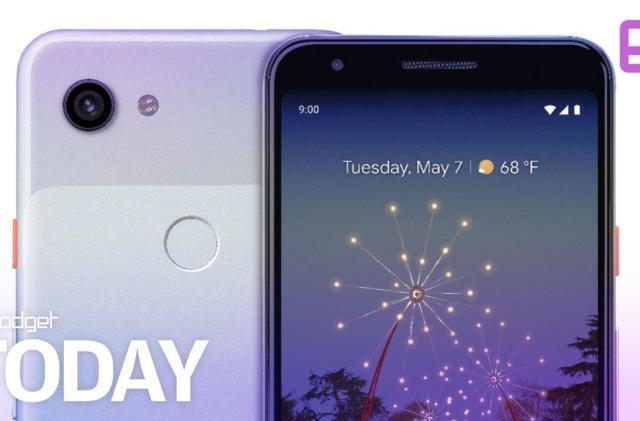 Pixel 3a leak shows Google's mid-range phone in full
