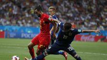 Chadli's last-gasp winner crowns superb Belgium comeback against Japan