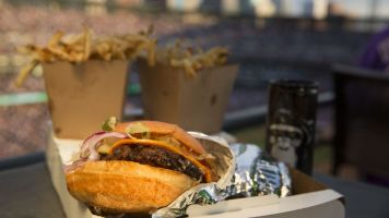 The cringe-worthy report on dirty ballpark food