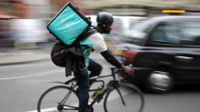 Amazon's deal with Deliveroo examined by competition watchdog