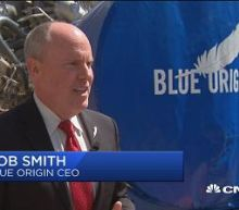 Blue Origin believes it can get tourists into space by th...