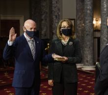 Arizona's Kelly is sworn into Senate, narrowing GOP edge