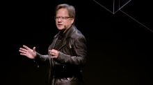 Nvidia CEO: 'Computer graphics will never be the same again'