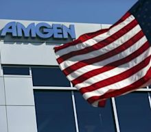 Amgen Stock Rises 3%