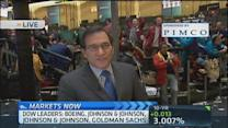 Santelli: Watch out for 'fat tail' yield moves