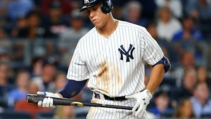 Why Aaron Judge's slide likely will continue