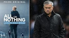 Jose Mourinho won't like how he's portrayed in Manchester City's new Amazon documentary