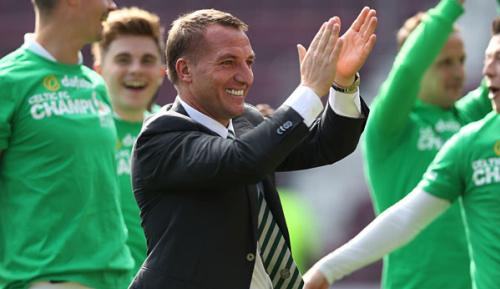International: Celtic Glasgow verlängert Vertrag mit Trainer Rodgers