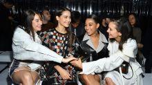 Celebrities at Fashion Week September 2018