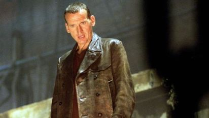 Why Eccleston turned down 'Doctor Who' anniversary special