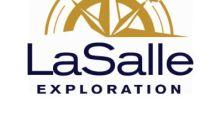 LaSalle Arranges $1,600,000 Private Placement