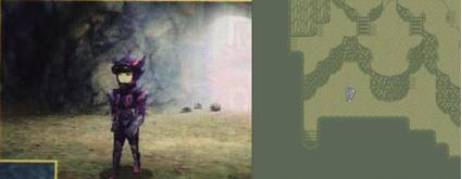 Final Fantasy IV, then and now