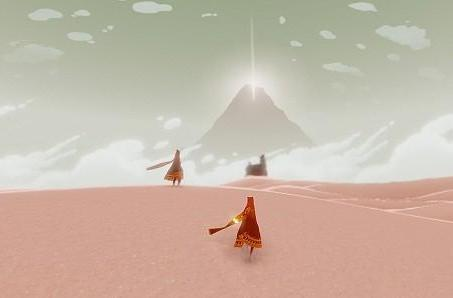 Journey, The Unfinished Swan confirmed for PS4