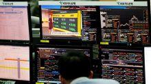 Seúl cae con fuerza ante las malas señales procedentes de Wall Street