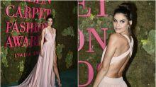 La alfombra verde de los Green Carpet Fashion Awards 2018