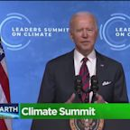 Pres. Biden Says US Is Back In The Climate Fight